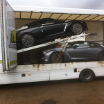 Covered Car Transporter 2