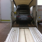 Covered Car Transporter 1